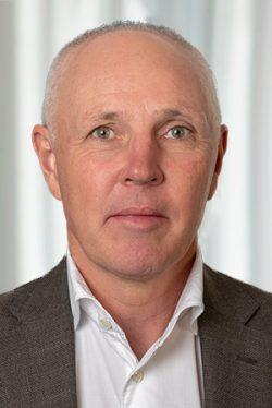 Porträttbild på Peter Kronvall